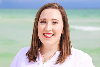 The Idea Boutique Marketing Manager and Video Curator Amanda Crowley our team