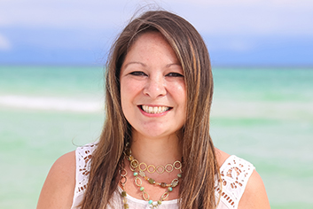 The Idea Boutique Promotion Manager Lisa Ferrick our team