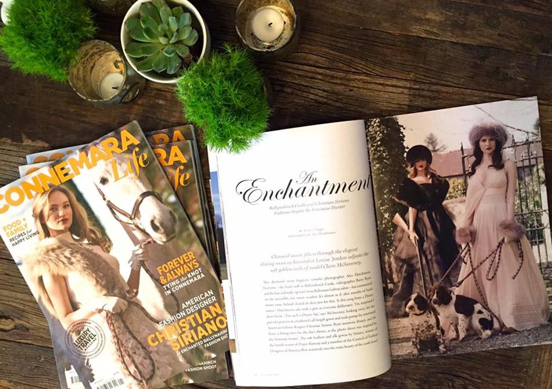 Connemara Life Magazine publishing design branding