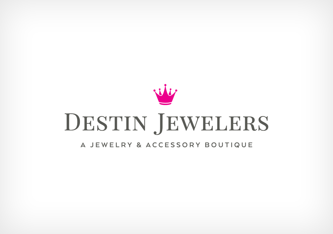 Destin Jewelers - Logo Redesign