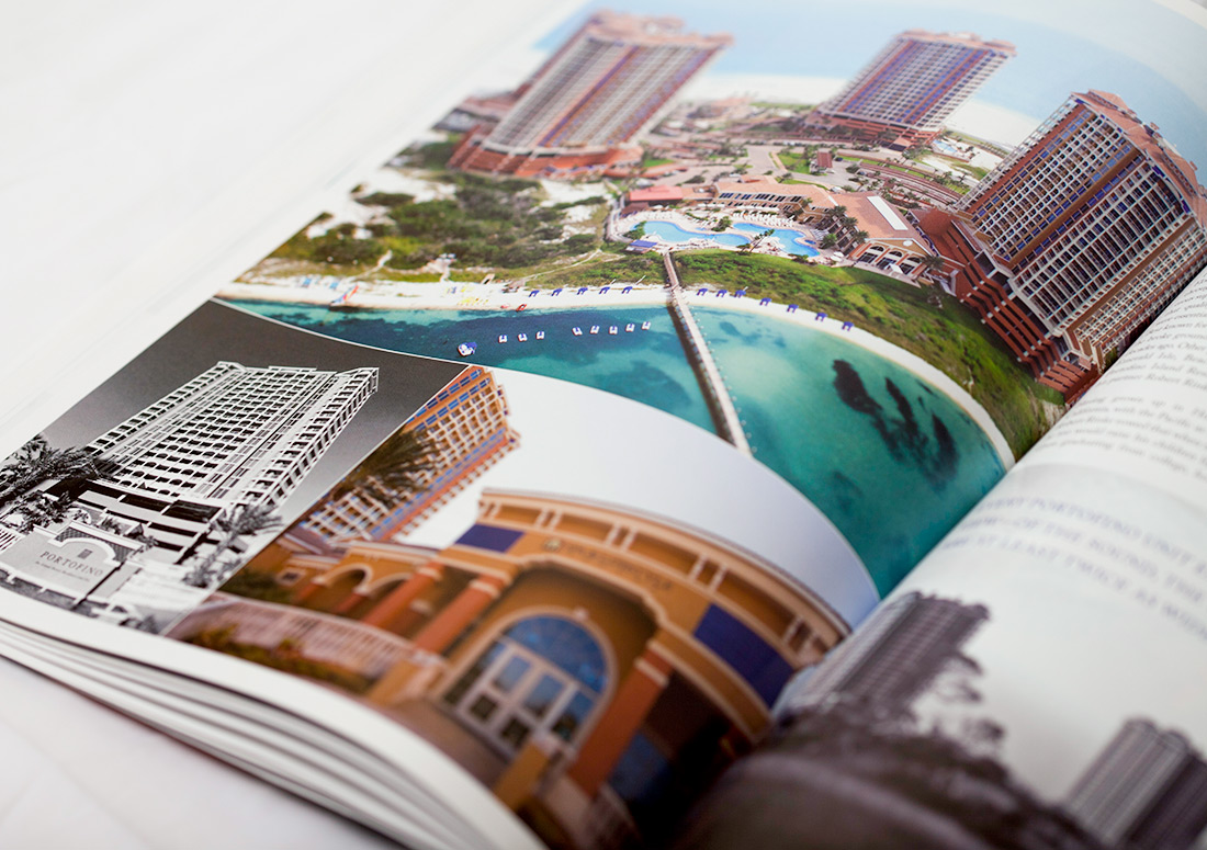 Portofino Life Magazine premier island management group publishing branding print