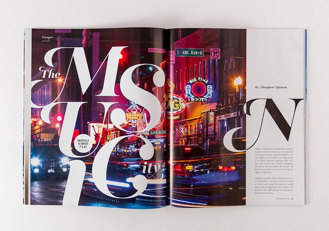 VIE Magazine Article Nashville