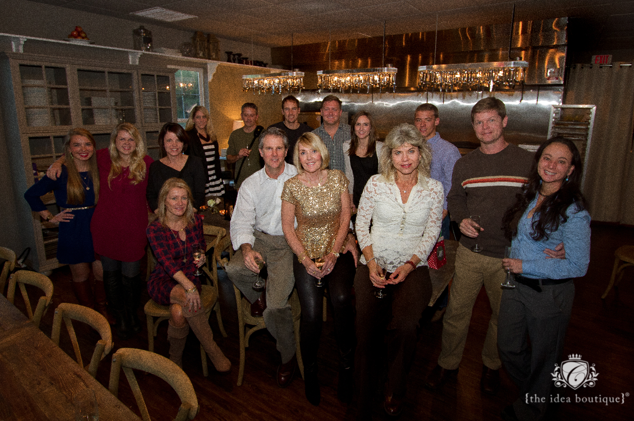 The Idea Boutique Holiday Party at Roux 30A