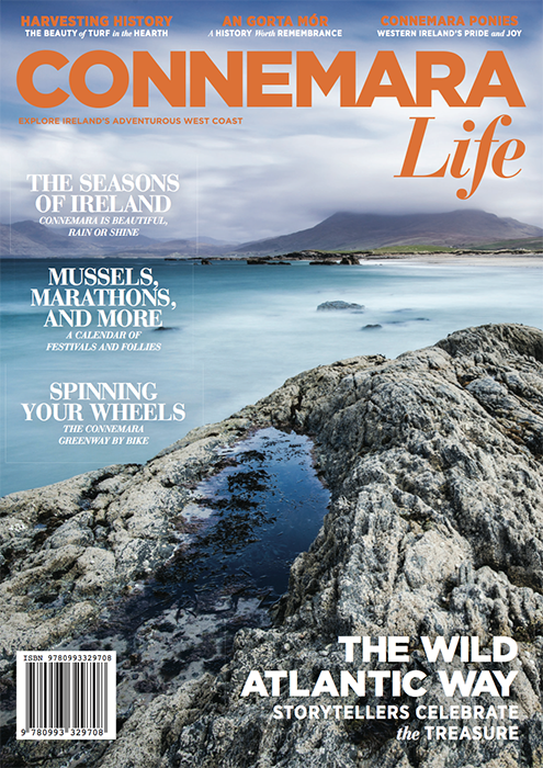Connemara Life Magazine 2015 Front Cover