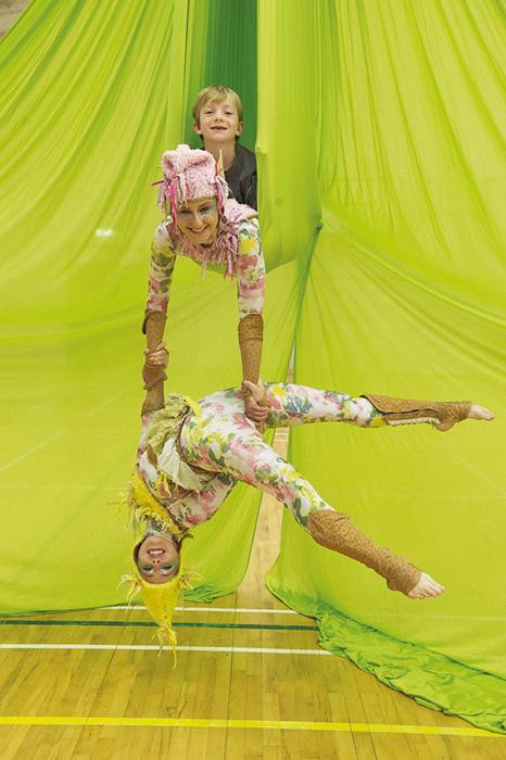 Clifden Arts Festival 2016 Acrobats Connemara Life Magazine