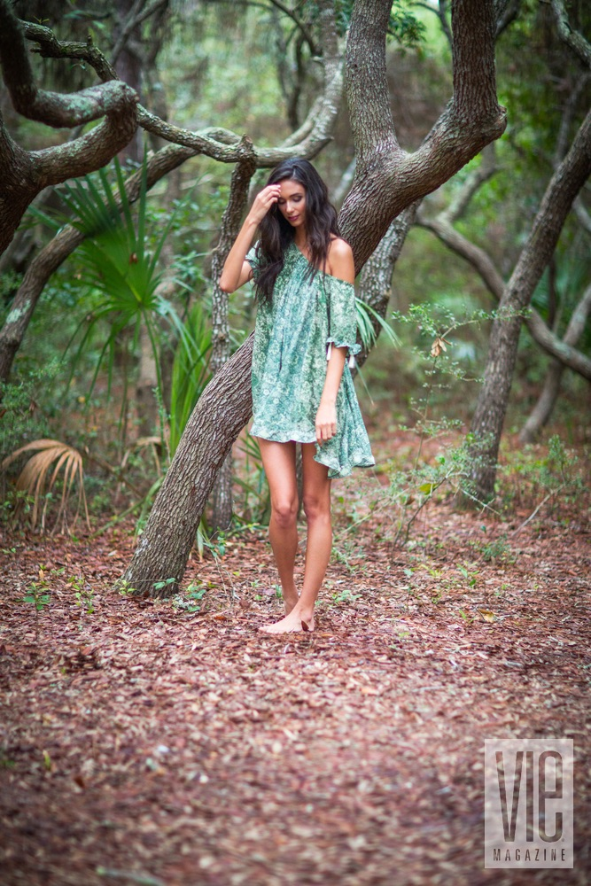 Fancy Camps Glamping Photo Shoot with Anthropologie for VIE Magazine