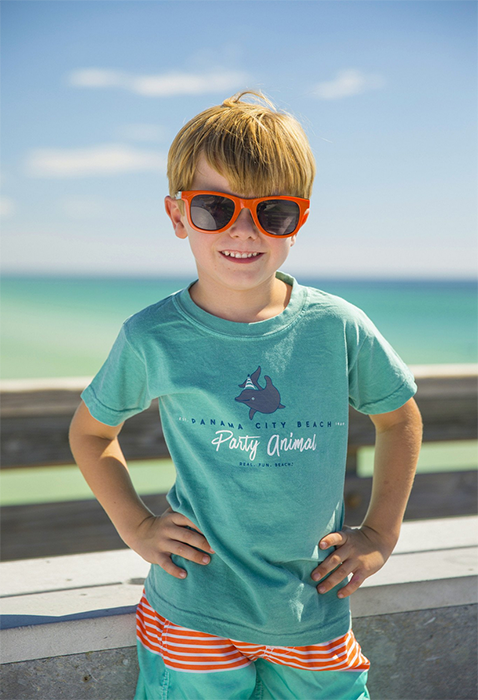 Visit Panama City Beach Party Animal t-shirt The Idea Boutique Designed