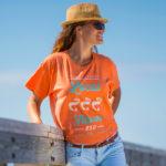 Local Flavor shirt for Panama City Beach Brand