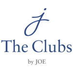 J The Clubs by JOE new logo design by The Idea Boutique