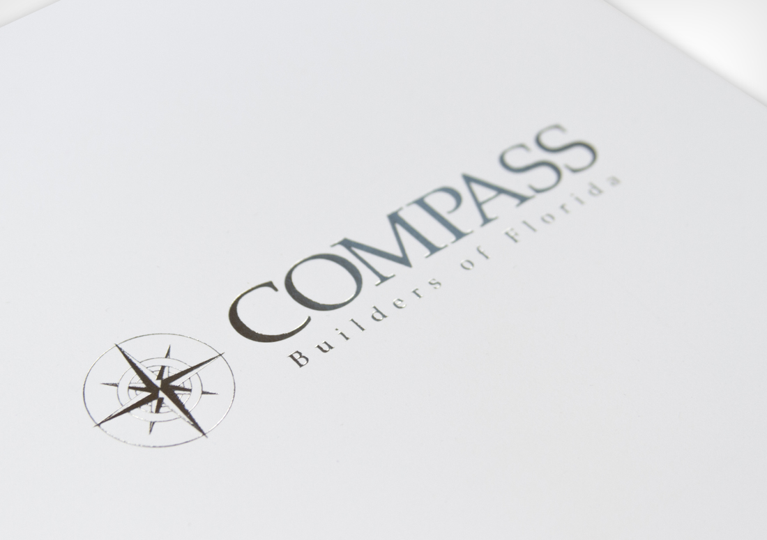 Compass Builders of Florida Portofolio Book, published by The Idea Boutique