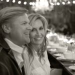 Mike and Angela Ragsdale at VIE Magazine Farm to Table at Arnett's Gulfside Stables