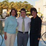 Change the World Fundraiser, hosted by Sister Schubert and Barnes Family Foundation, at Caliza Pool in Alys Beach Florida.