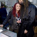 Patricia Fields and Ty Hunter attend the opening of Christian Siriano's new store, The Curated NYC, hosted by Alicia Silverstone and sponsored by VIE Magazine on April 17, 2018, in New York City.