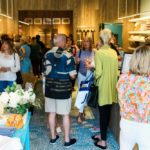 VIE Magazine sip and shop at J.McLaughlin in Grand Boulevard Town Center benefiting Alaqua Animal Refuge
