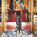 Editorial Feature Celebrating Sinfonia Gulf Coast's 10-Year Anniversary, featuring Kristin Chenoweth and Christian Siriano's Designs Photoshoot - The Cultural Issue 2015