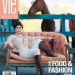 The Food and Fashion Issue Cover - March April 2013