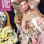 The Culinary and Couture Issue Cover March/April 2016 SWFW Tieler James