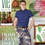 Christian Siriano Cover September/October Home and Decor Issue