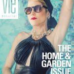 Maison De Vie Cover - The Home and Garden Issue September/October 2013