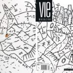 Shantell Martin Cover - The Travel Issue January/February 2015