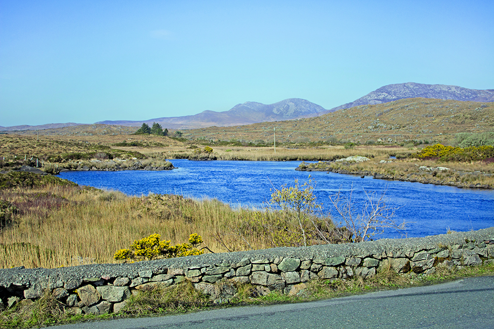 Clifden Connemara Ireland Picture by Lucy Mashburn