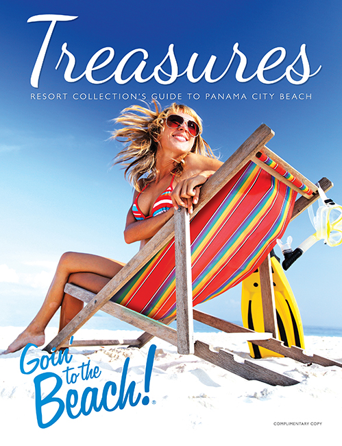 Resort Collection Treasures magazine 2015 Panama City Beach