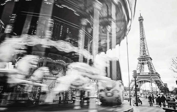 Paris France Eiffle Tower