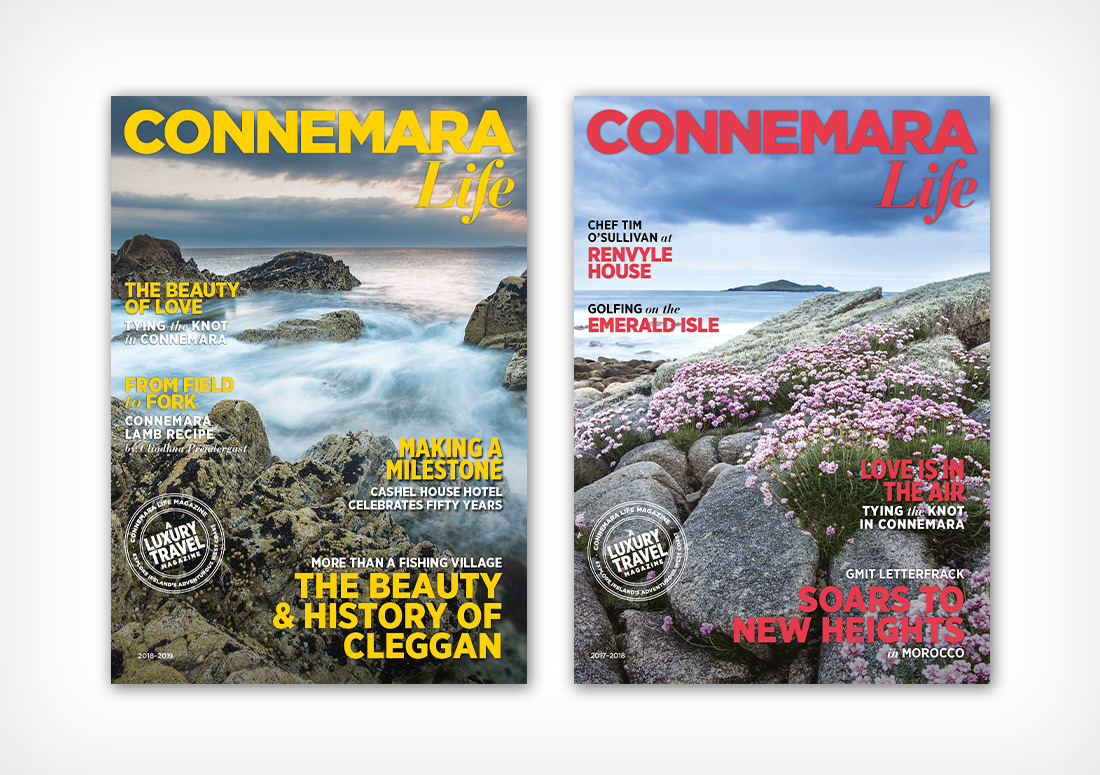 Connemara Life covers