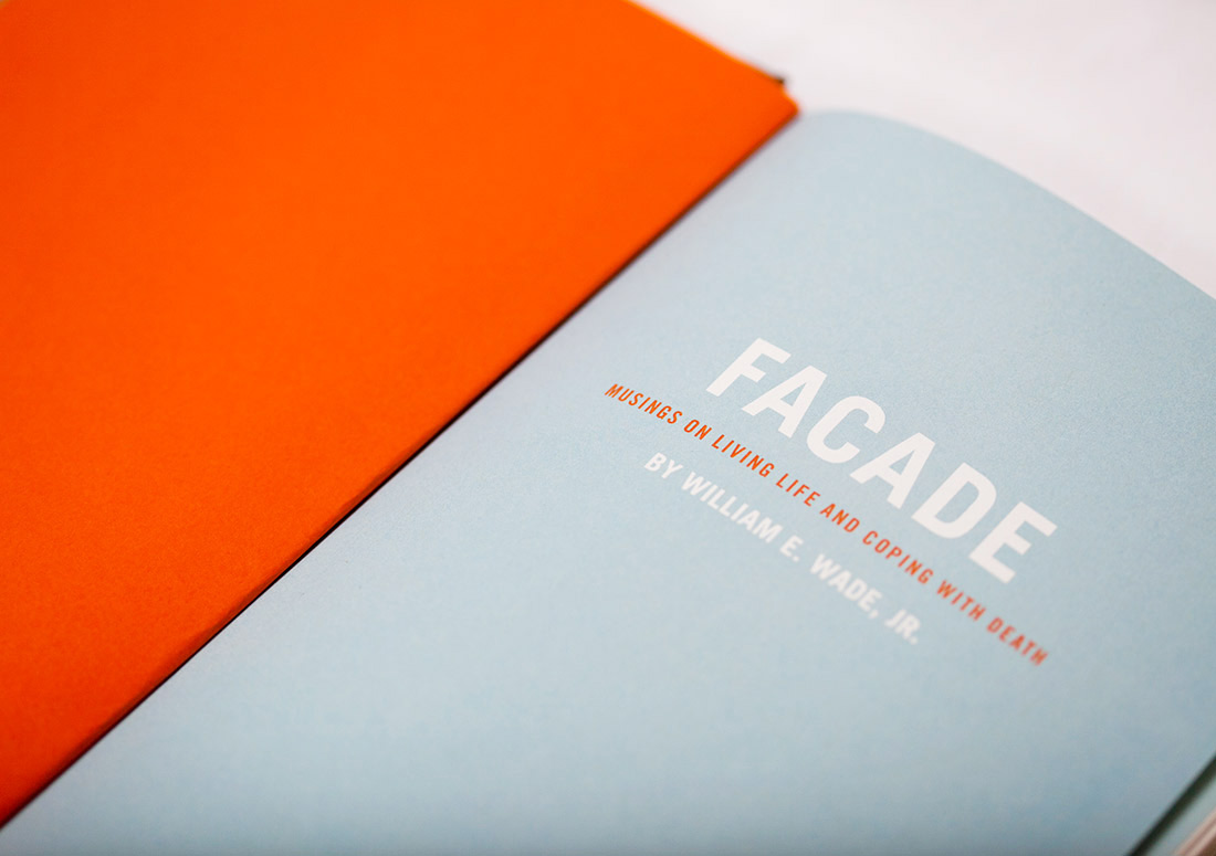 Facade published by The Idea Boutique publishing books
