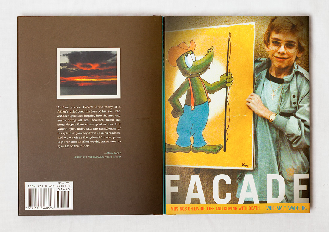 Facade Cover published by The Idea Boutique publishing books