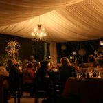 Hampton Island Preserve Opening Weekend, Mondavi Dinner