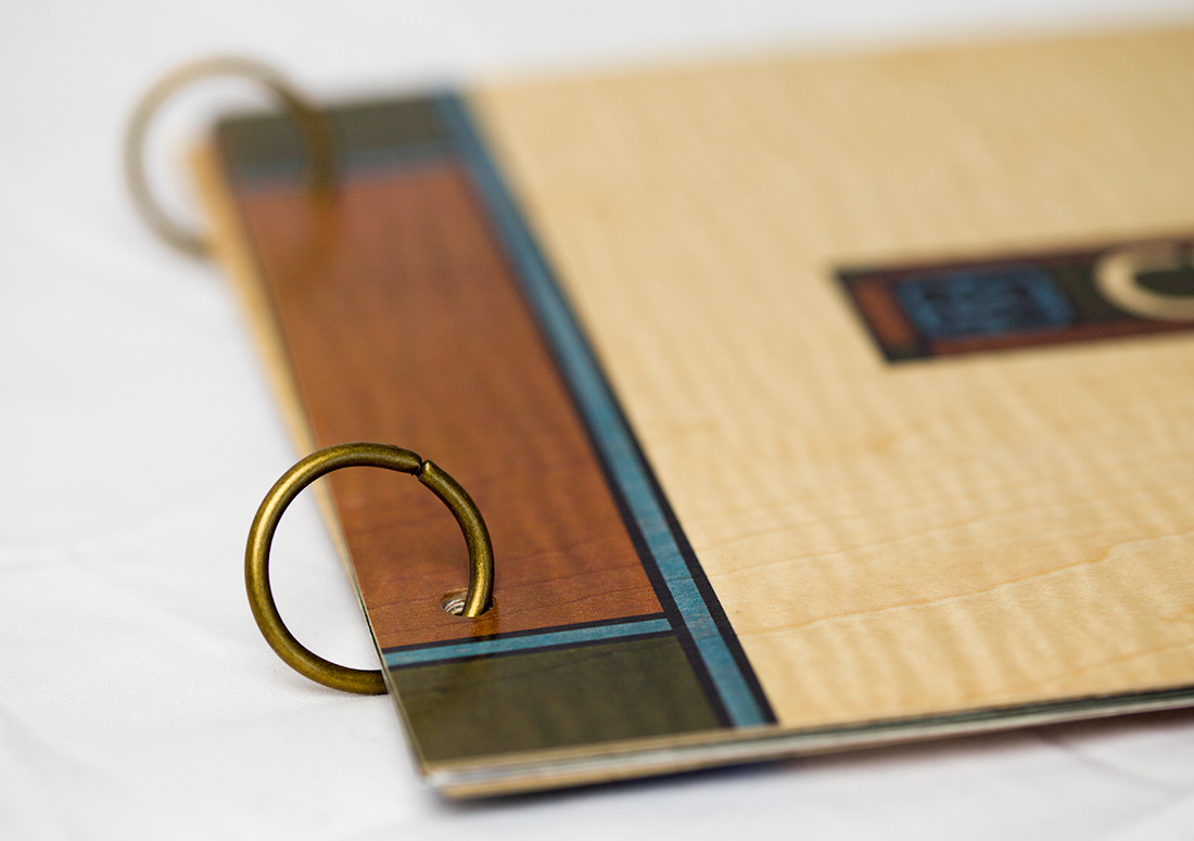Wild Heron Clubside Book publishing design