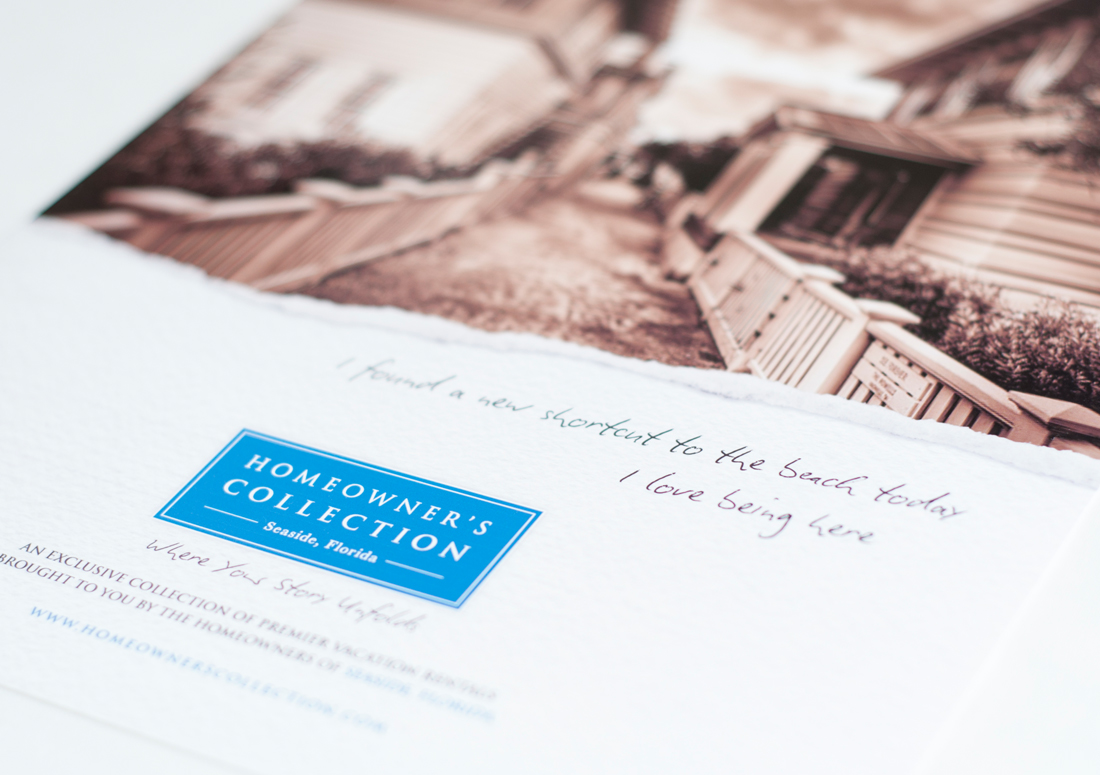 Seaside Florida Homeowner's Collection Collateral