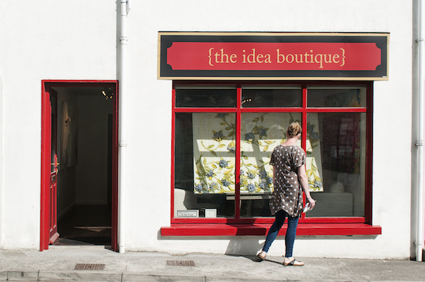 The Idea Boutique Office in Clifden Connemara Ireland