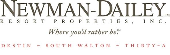 Newman Dailey Resort Properties Logo