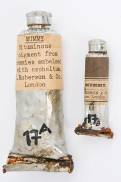 Mummy Brown Edward Forbes Pigment Color