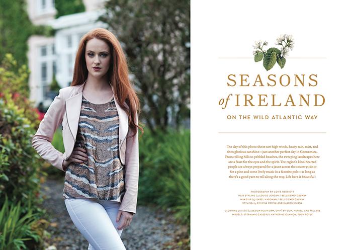 Connemara Life Clifton Fashion Article