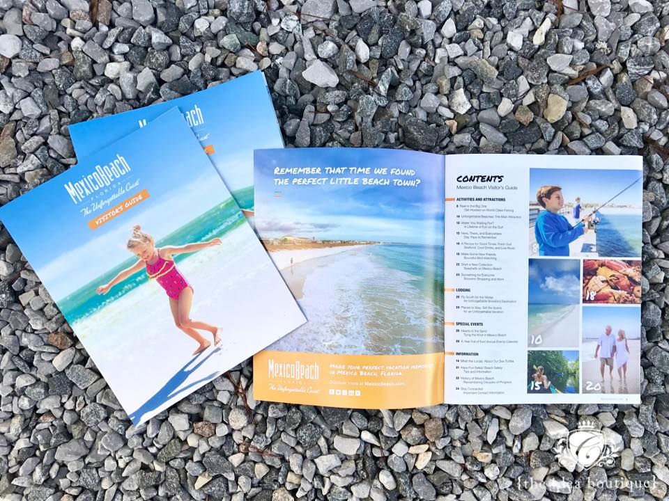 Mexico Beach Florida Visitors Guide