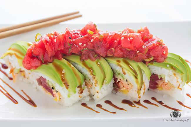 Firefly Sushi; Photo by Romona Robbins