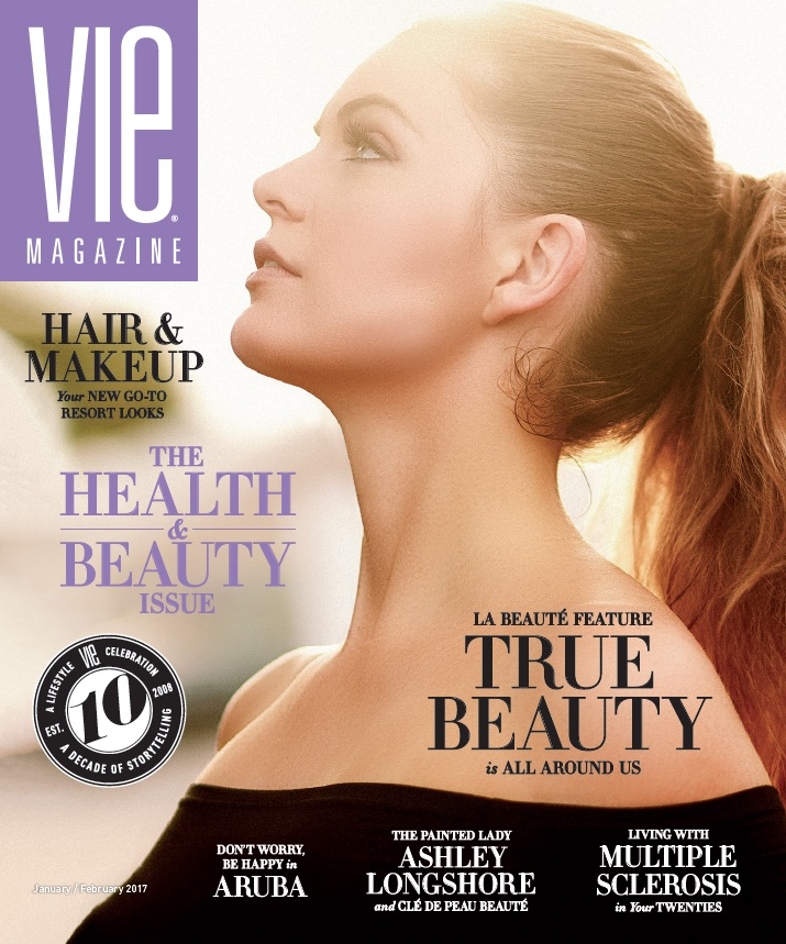 VIE Magazine 2017 Health and Beauty Issue