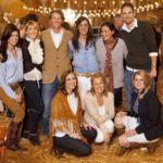 VIE Team at VIE Magazine Farm to Table at Arnett's Gulfside Stables