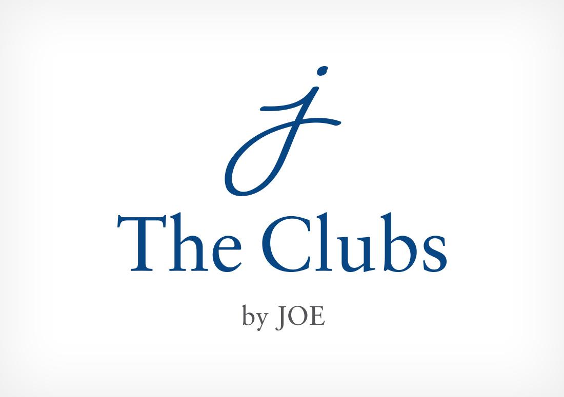 The Clubs by JOE Logo