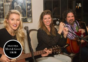 VIE Magazine, VIE, Stories with Heart and Soul, Stories with Heart and Soul Tour, COLA 2 COLA, Grayton Beach, Roux 30A, Northwest Florida, Hit Songwriter House Concerts, Ken Johnson, Andi Zack-Johnson, Ashley Campbell