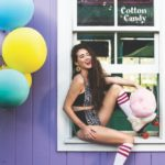 Cayce Collins Swimwear Editorial Feature – May/June 2016 Summertime Issue