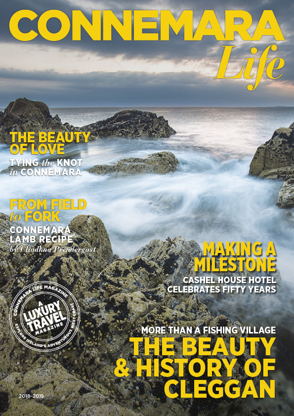 Connemara Life magazine cover 2018