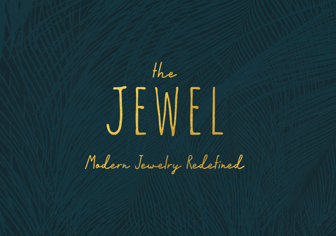 The Jewel Logo Designed by The Idea Boutique