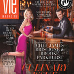 VIE magazine April 2018 Culinary Issue The Couples Kitchen