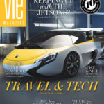 VIE magazine June 2018 Travel and Tech Issue Flying Cars