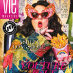 VIE magazine May 2018 Couture Issue Ashley Longshore