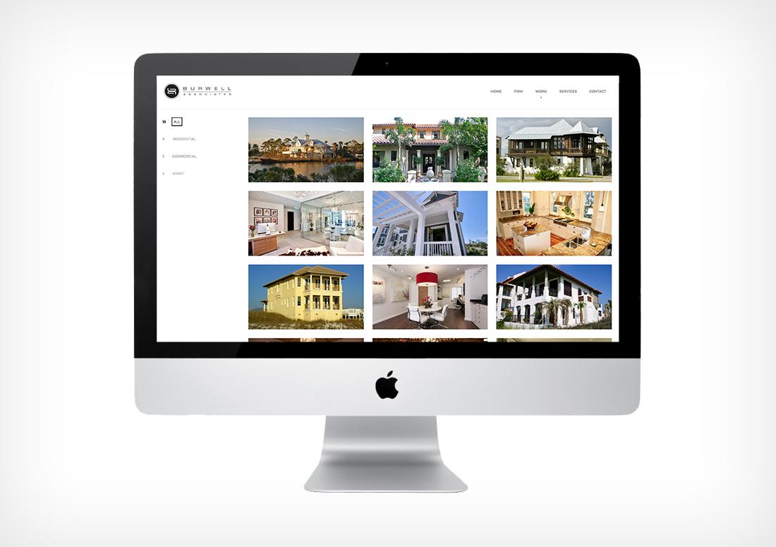 Burwell Associates website